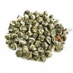 Жасминовая жемчужина (Хуа Лун Чжу) - элитный китайский зеленый чай