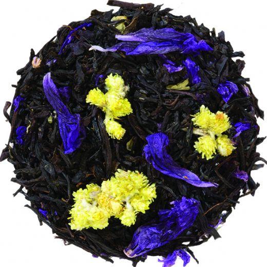 Адмирал Горацио Нельсон - черный чай с натуральными растительными добавками.