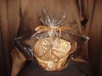 Кофейное ассорти в корзине - подарочный набор № 41