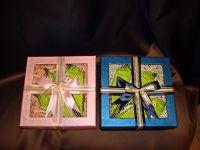 Кофейный набор в праздничной коробке - подарочный набор № 42