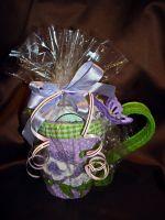 Чайная чашечка  - подарочный набор с чаем №41