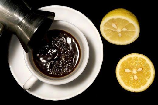 Лайм Экстрим - десертный кофе в зернах.