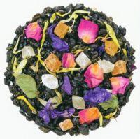 Утро Клеопатры  (зеленый+черный) - зеленый и черный  китайский чай с натуральными ароматизаторами.